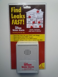 Leak detection device