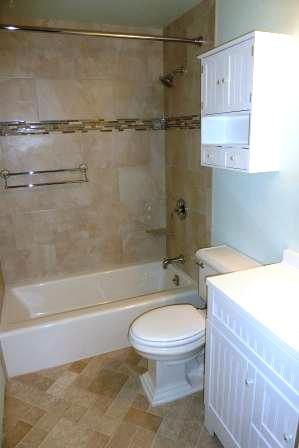 Bathroom Remodel, After